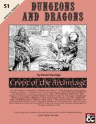 Crypt of the Archmage (5e)