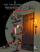 The incredible world of Doors & Locks (Fantasy Grounds)