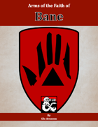Arms of the Faith of Bane
