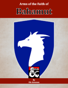Arms of the Faith of Bahamut