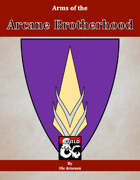 Arms of the Arcane Brotherhood