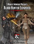 Blood Hunter Expanded