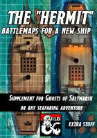 The Hermit: A new ship battlemap for Saltmarsh