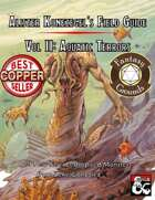 Alister Konezegel's Field Guide Volume II: Aquatic Terrors (Fantasy Grounds)