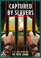 Captured by Slavers