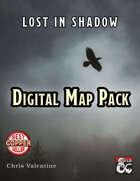 Lost in Shadow, Digital Map Pack