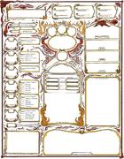 Descent into Avernus Character Sheet