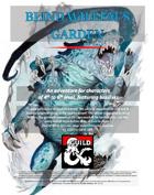 Blind Willem's Garden (A level 4-6 adventure featuring Basilisks)