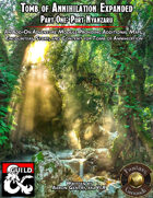 Tomb of Annihilation Expanded, Part 1: Port Nyanzaru (Fantasy Grounds)