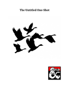 The Untitled One-Shot