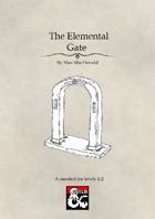 The Elemental Gate