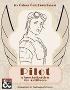Pilot - Artificer Specialization