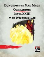 DotMM Companion 23: Mad Wizard's Lair
