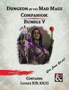 DotMM Companion: Bundle 5