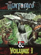 WARFORGED! Volume I [BUNDLE]