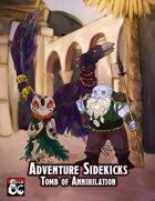 Adventure Sidekicks: Tomb of Annihilation
