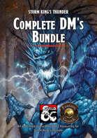 Storm King's Thunder - Complete DM's Bundle  (Fantasy Grounds)