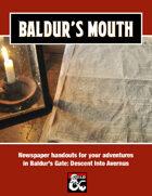 Baldur's Mouth