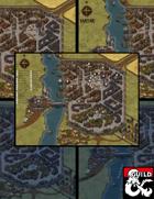 Yartar City Map Pack