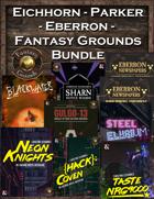 Eichhorn-Parker Fantasy Grounds Eberron Bundle [BUNDLE]