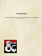 Awakened Background