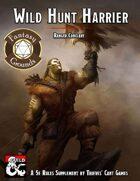 Wild Hunt Harrier Ranger Archetype (Fantasy Grounds)