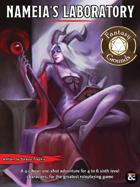 Nameia's Laboratory (PDF & Fantasy Grounds) [BUNDLE]