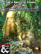 Tomb of Annihilation Expanded, Part 5: Mbala (Fantasy Grounds)