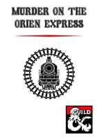 Murder on the Orien Express
