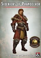 Sidekicks of Phandelver (Fantasy Grounds)