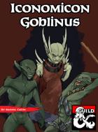 Iconomicon Goblinus-10 Pack Goblin Art