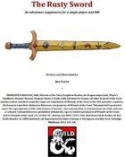 The Rusty Sword- Adventure 1
