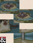 Glyphstone Keep Map