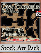 Cave Geomorphs - Stock Art Pack