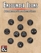Encounter Icons: A Quick Reference Tool for Creature Tactics