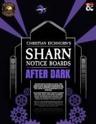 Sharn Notice Boards: After Dark (Fantasy Grounds)