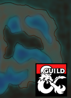 Water cave map