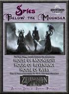 Spies Below the Moonsea Trilogy (ZETH-B2) [BUNDLE]