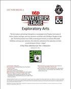 CCC-YLRA-SDCC01-1 Exploratory Arts