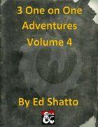 3 1on1 Volume 4 [BUNDLE]