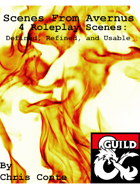 4 Roleplay Scenes From Avernus: Defined, Refined, and Usable