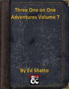3 1on1 Volume 7 [BUNDLE]