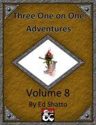 3 1on1 Volume 8 [BUNDLE]