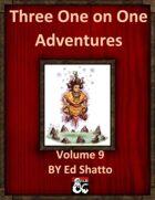 3 1on1 Volume 9 [BUNDLE]