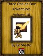 3 1ON1 Volume 10 [BUNDLE]