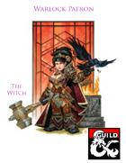 Warlock Patron: The Witch