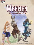 Wennen - The Lunar Rabbit People
