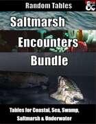 Saltmarsh Encounters Bundle - Encounter Tables [BUNDLE]