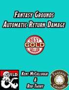 Fantasy Grounds Automatic Return Damage