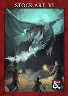 Dragon's Lair - Stock Art